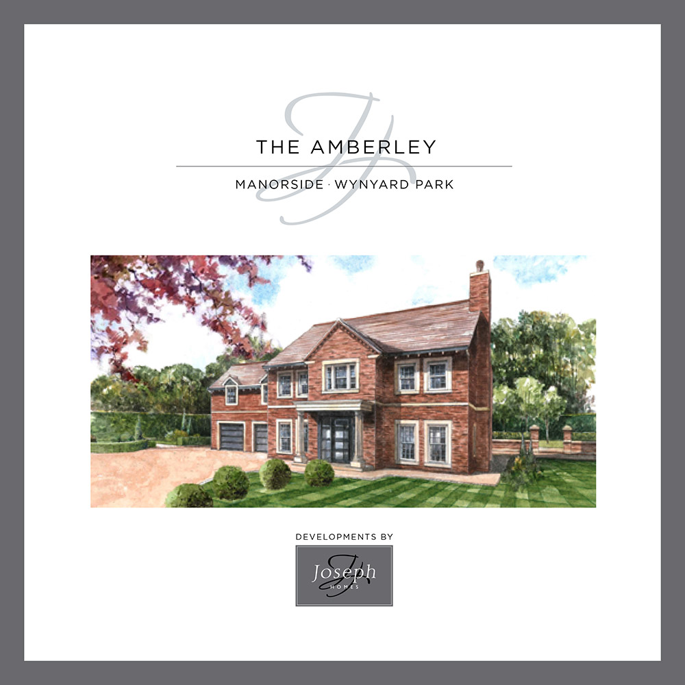 The Amberley brochure cover