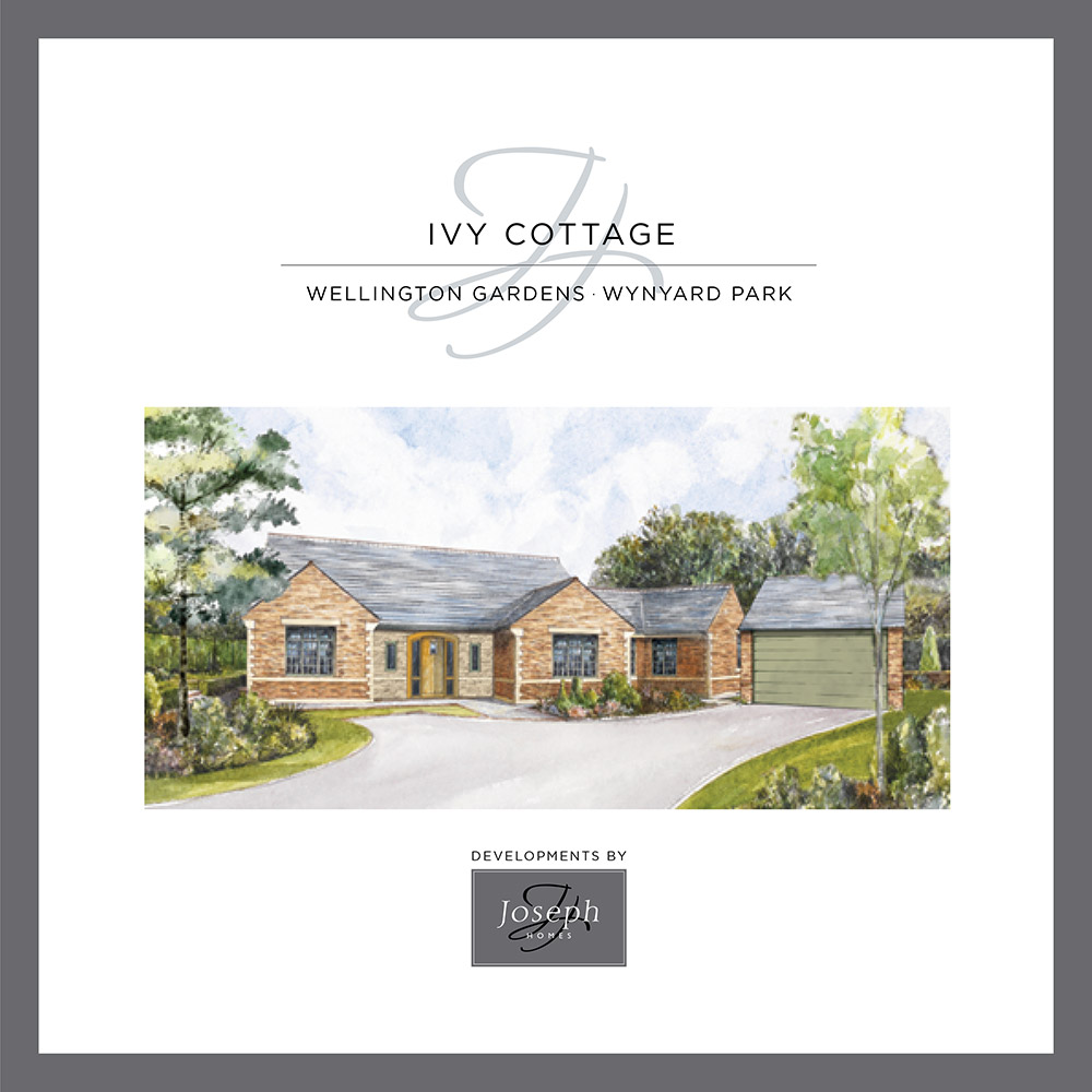 The Ivy Cottage brochure cover
