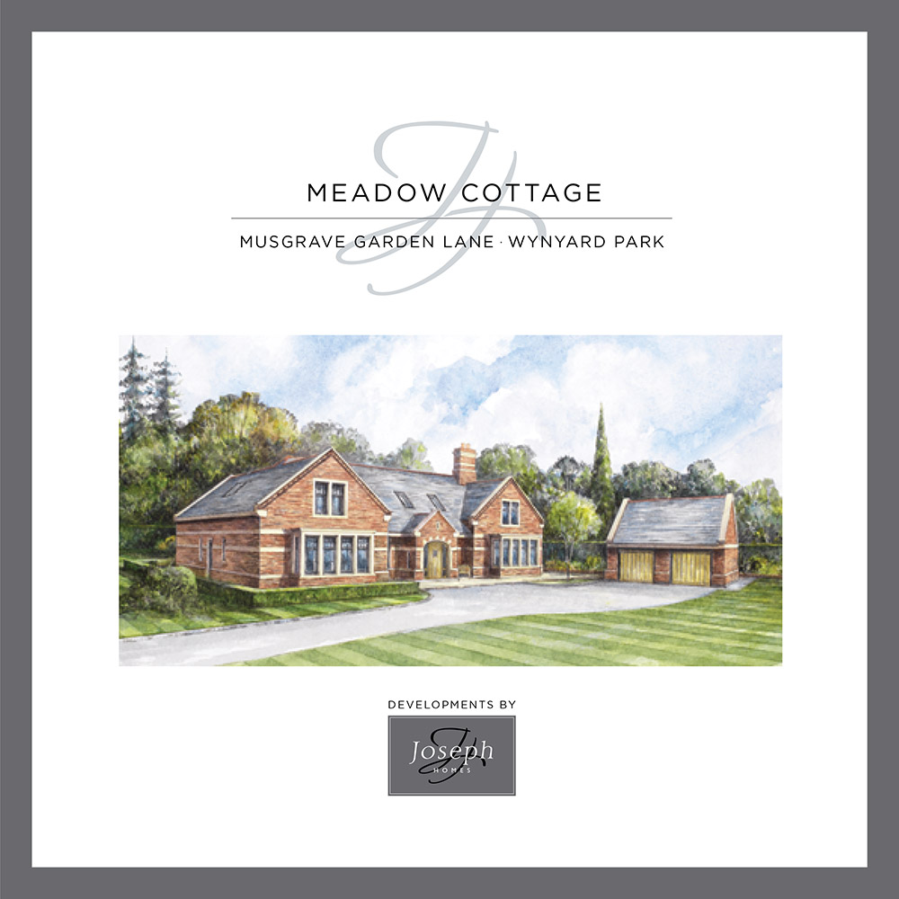 The Meadow Cottage brochure cover