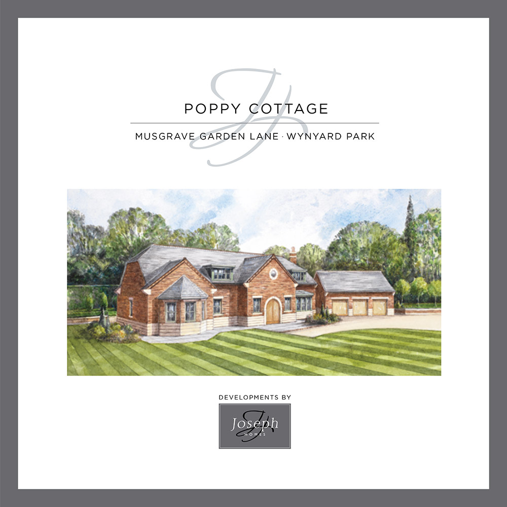 Poppy Cottage brochure cover