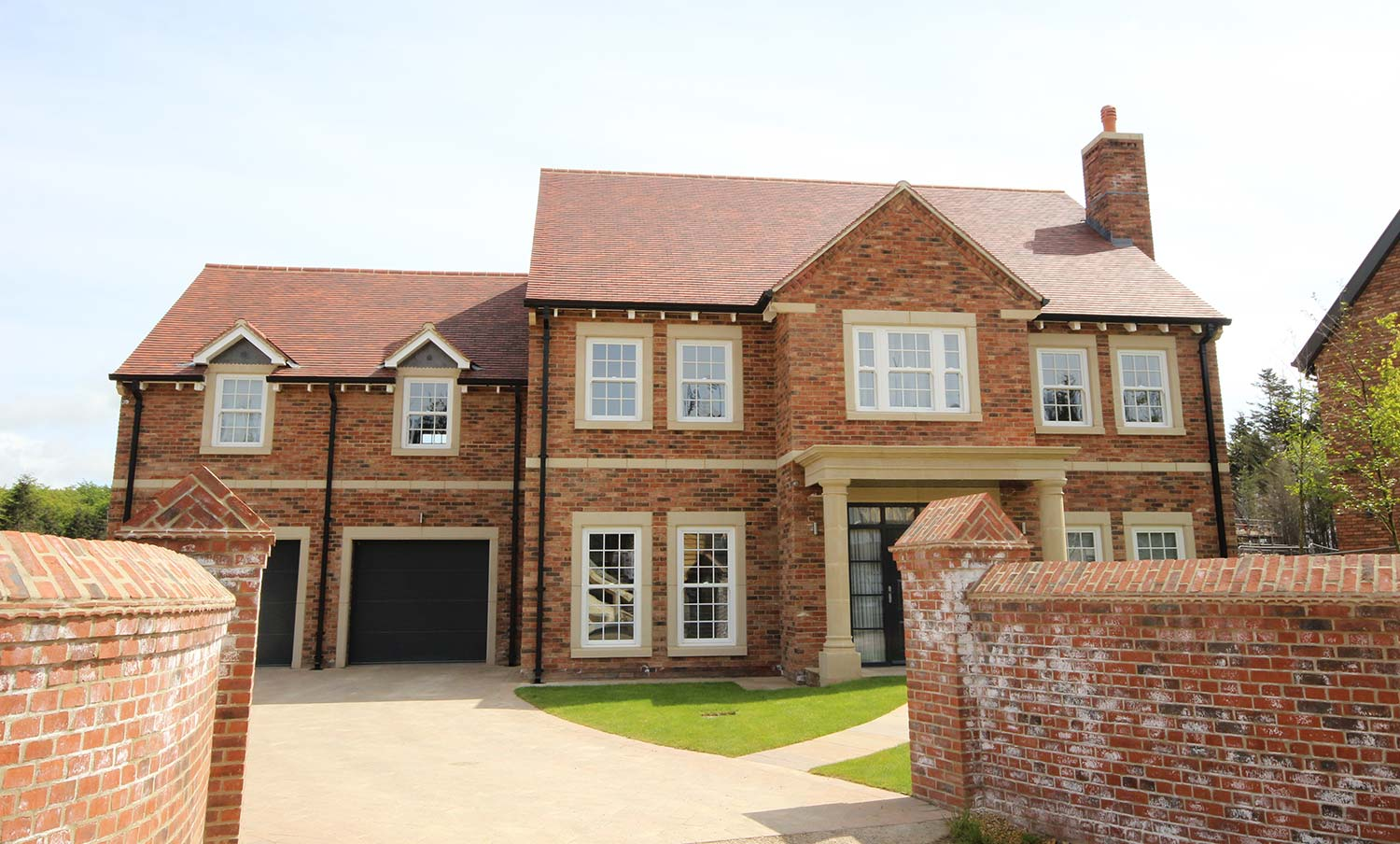 The Amberley, 5-bedroom bespoke country house
