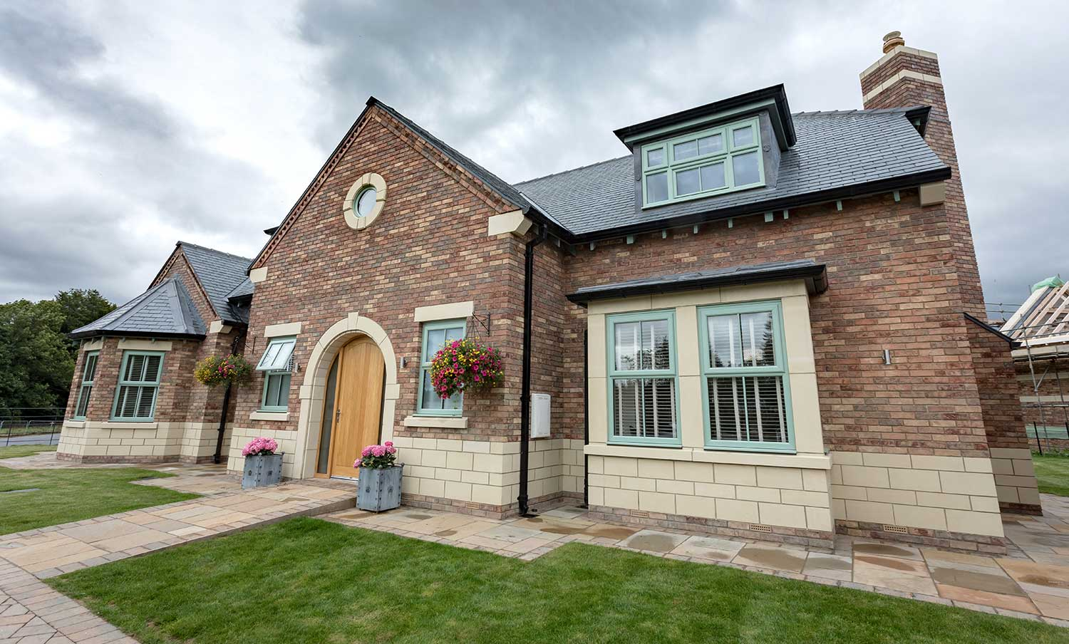 The Poppy, 4-bedroom detached dormer bungalow