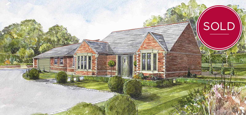 Springfields Cottage, 3-bedroom detached bespoke bungalow